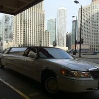 Photo taken at Elegant Limousine Garage by Ty B. on 3/1/2012