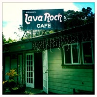 Photo taken at Lava Rock Cafe by James H. on 4/16/2012