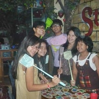 Photo taken at Strawberry Cafe by Ncha C. on 4/12/2012