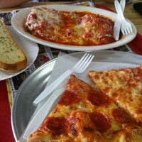 Photo taken at New England Pizza by Vonn M. on 6/12/2012