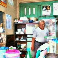 Photo taken at Soto Reksa (ex bioskop Reksa) by Dian M. on 6/9/2012