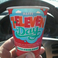 Photo taken at 7-Eleven by Nicolle S. on 7/12/2012