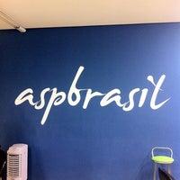 Photo taken at ASPBRASIL by Albert K. on 5/23/2012