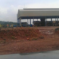 Photo taken at PT.United Tractors Site Bendili KPCS by Mhoko 2. on 7/24/2012