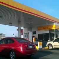 Photo taken at Shell Levittown by Luis N. on 4/2/2012