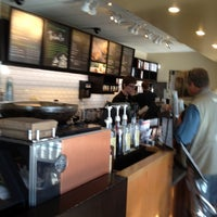 Photo taken at Starbucks by Mike J. on 4/16/2012