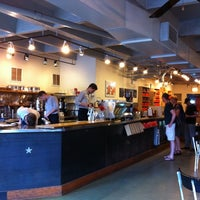 Photo taken at Intelligentsia Coffee by Luis G. on 7/3/2012
