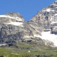 Photo taken at Ai Piedi Della Cresta Del Leone by Corrado Peig P. on 8/8/2012
