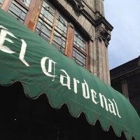 Das Foto wurde bei El Cardenal von Roxana Z. am 3/31/2012 aufgenommen