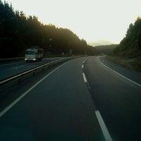 Photo taken at Ruta 150 by Manuel V. on 4/19/2012