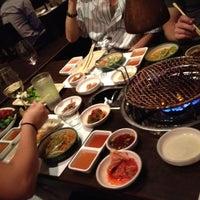 Photo taken at Don's Bogam Korean BBQ & Wine by Ryan on 6/9/2012