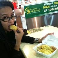 Photo taken at Restoran Ar-Riyad by Apex T. on 4/6/2012