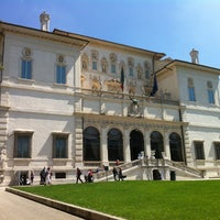 Photo taken at Galleria Borghese by Bruno M. on 5/2/2012