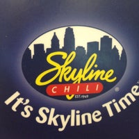 Photo taken at Skyline Chili by Paul T. on 8/18/2012