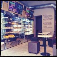 Photo taken at ITIT Il Sandwich Cafè by Marco on 9/1/2012