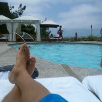Photo taken at L'Auberge Del Mar by Brian L. on 7/21/2012