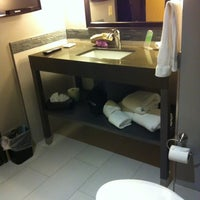 Photo taken at Holiday Inn Express & Suites Amarillo West by Laura H. on 6/2/2012