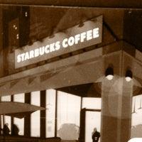 Photo taken at Starbucks by Jill on 4/22/2012