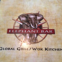 Photo taken at Elephant Bar by Andre H. on 4/6/2012