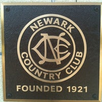 Photo taken at Newark Country Club by Kevin A. on 6/2/2012
