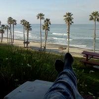 Photo taken at Beachcomber Motel by Micki M. on 4/10/2012