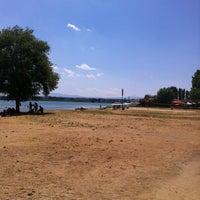 Photo taken at Lago Trasimeno by Jari on 7/11/2012