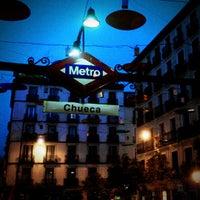 Foto tomada en Plaza de Chueca por Rubén H. el 8/30/2012