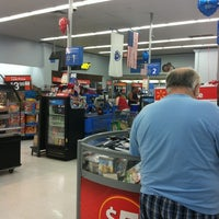 Photo taken at Walmart Supercenter by LJ H. on 6/24/2012
