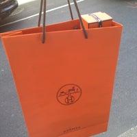 Photo taken at Hermès by Yekaterina R. on 6/27/2012