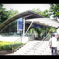Photo taken at MRT Phahon Yothin (PHA) by Sitthiporn J. on 9/13/2012