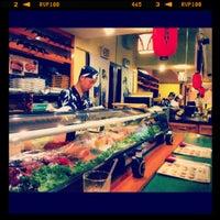 Photo taken at Dartmouth Wasabi by VonLargo on 8/4/2012
