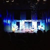 Photo taken at Teatro Folha by Rafael L. on 5/12/2012