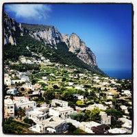 Foto scattata a Isola di Capri da Louwrens L. il 9/10/2012