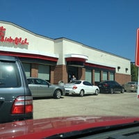 Photo taken at Chick-fil-A by Aaron C. on 8/1/2012