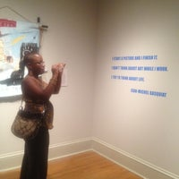 Photo taken at Chrysler Museum of Art by Angie C. on 7/14/2012