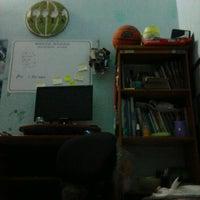 Photo taken at Social Agency by Azrul M. on 8/1/2012