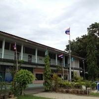 Photo taken at โรงเรียนวัดลำเหย by Tanit M. on 8/7/2012