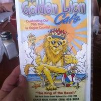 Photo taken at Golden Lion Cafe by Beth V. on 6/30/2012