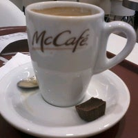 Photo taken at McCafé by Thiago V. on 6/14/2012