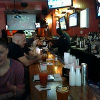 Photo taken at Cleveland Park Bar & Grill by Rob G. on 3/11/2012