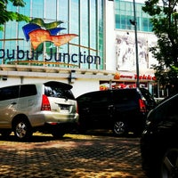 Photo taken at Cibubur Junction by Bagus A. on 5/20/2012