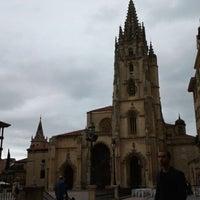 Снимок сделан в Catedral San Salvador de Oviedo пользователем María G. 7/11/2012