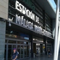 Photo prise au Estación de Málaga-María Zambrano par SMR le7/3/2012