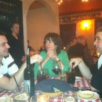 Photo taken at Buca's Tuscan Roadhouse by Richard W. on 3/16/2012