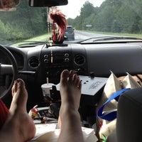 Photo taken at I-26 by Megan on 8/5/2012