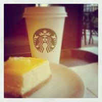 Photo taken at Starbucks by Ahmet Y. on 6/4/2012