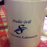 Photo taken at The Studio Grill by Kevin K. on 3/4/2012