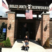 Photo taken at Billy Joe's Ribworks by Sherry S. on 6/2/2012