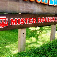 Photo taken at Mister Rogers' Neighborhood of Make-Believe @idlewildpark by brandon on 8/10/2012