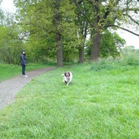 Photo taken at Darley Park by Richard J. on 5/19/2012